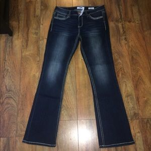 "Daytrip ""Virgo"" jeans from The Buckle, NWT"